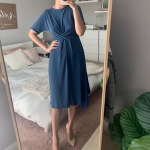 TopShop Blue Dress NWT
